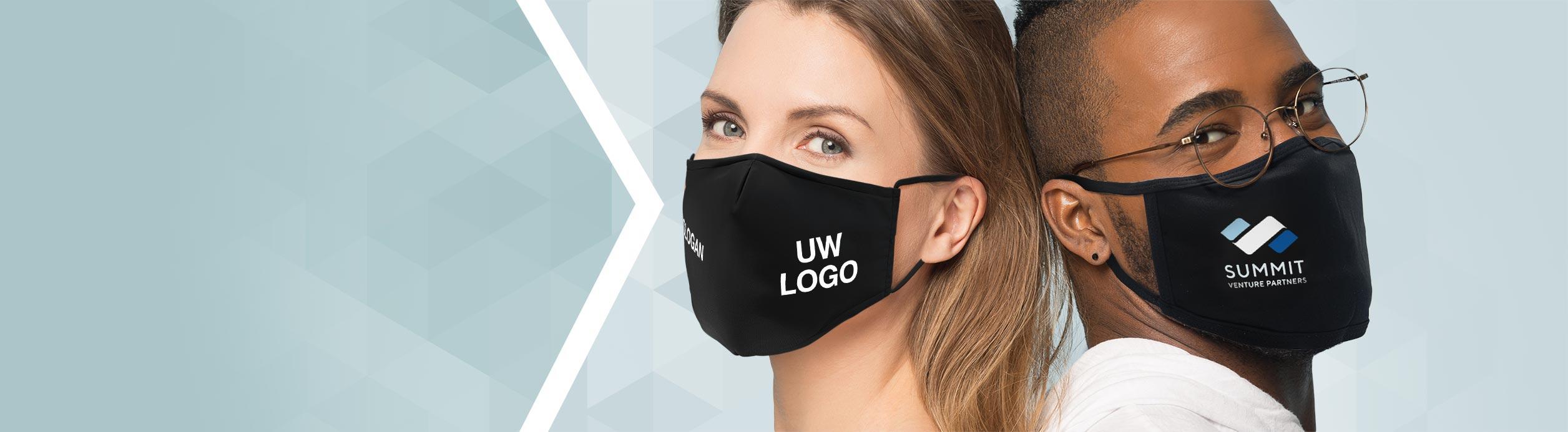 Gepersonaliseerde gezichtsmaskers
